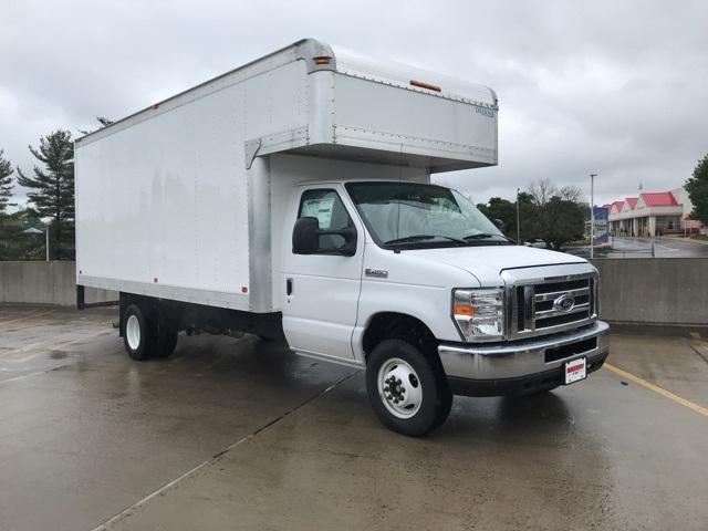 2019 E-450 4x2,  Dejana Truck & Utility Equipment DuraCube Cutaway Van #CDC21003 - photo 1