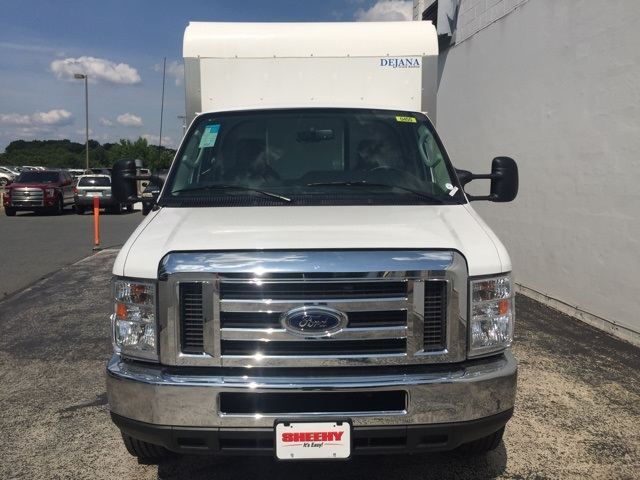 2018 E-350 4x2,  Dejana Truck & Utility Equipment Cutaway Van #CDC21709 - photo 5