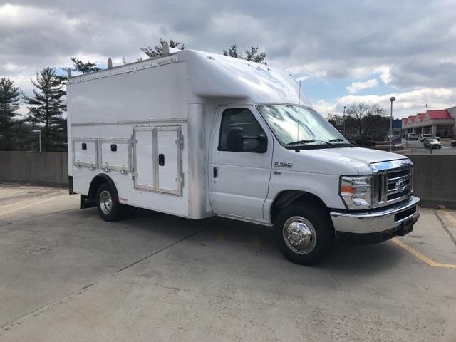 2019 E-350 4x2,  Rockport Workport Service Utility Van #CDC27492 - photo 5