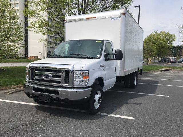 2019 E-350 4x2,  Dejana Truck & Utility Equipment DuraCube Cutaway Van #CDC30050 - photo 3