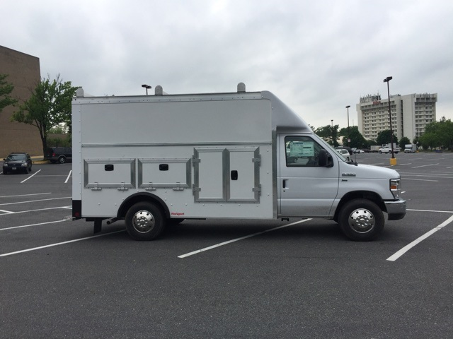 2019 E-350 4x2,  Rockport Workport Service Utility Van #CDC31947 - photo 4