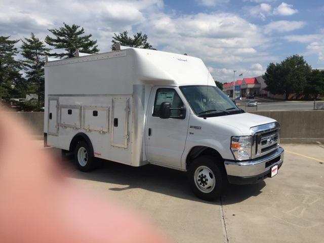 2019 E-350 4x2, Rockport Workport Service Utility Van #CDC35599 - photo 3