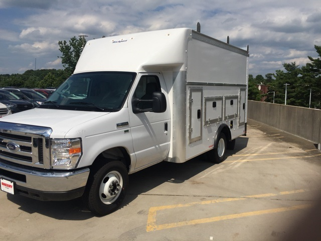 2019 E-350 4x2, Rockport Workport Service Utility Van #CDC35599 - photo 6