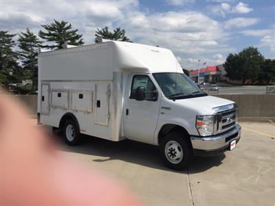 2019 E-350 4x2,  Rockport Workport Service Utility Van #CDC35599 - photo 3