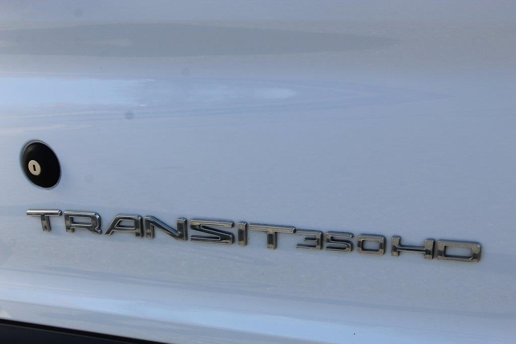 2016 Ford Transit 350 HD DRW 4x2, Rockport Service Utility Van #CDC3559A - photo 4
