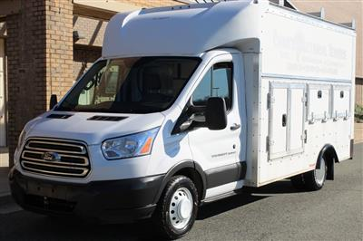 2016 Ford Transit 350 HD DRW 4x2, Rockport Service Utility Van #CDC3559A - photo 3