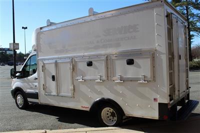2016 Ford Transit 350 HD DRW 4x2, Rockport Service Utility Van #CDC3559A - photo 2