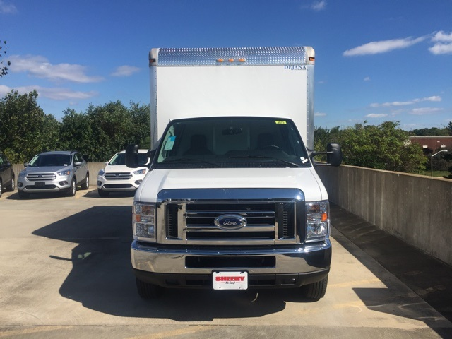 2018 E-350 4x2,  Dejana Truck & Utility Equipment Cutaway Van #CDC42159 - photo 4