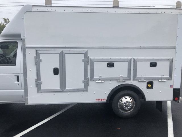 2019 E-350 4x2, Rockport Workport Service Utility Van #CDC55975 - photo 13