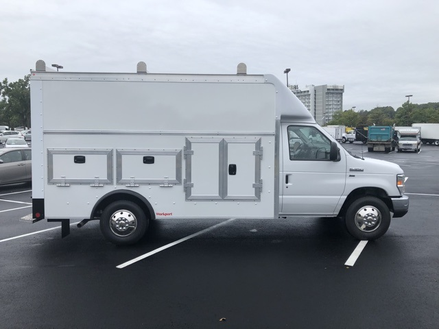 2019 E-350 4x2, Rockport Workport Service Utility Van #CDC55975 - photo 4