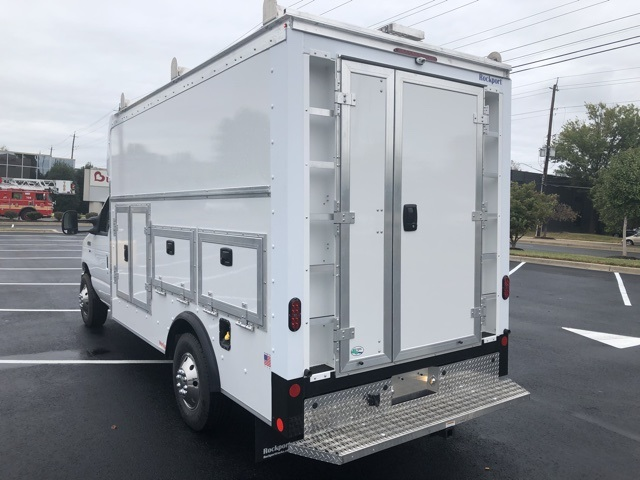 2019 E-350 4x2, Rockport Service Utility Van #CDC55975 - photo 1