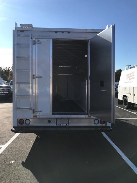 2019 E-450 4x2, Dejana DuraCube Max Service Utility Van #CDC56326 - photo 8