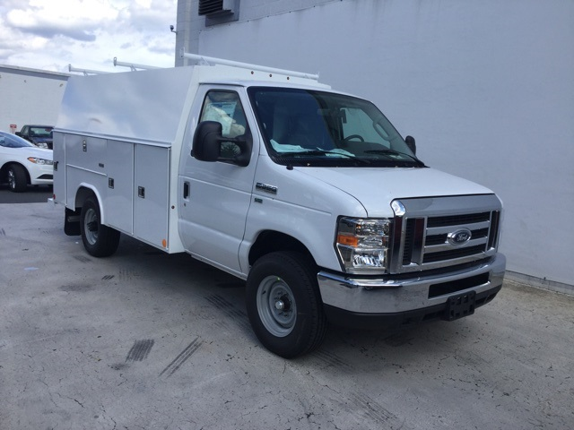 2017 E-350, Service Utility Van #CDC67503 - photo 5