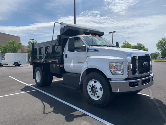 2021 Ford F-650 Regular Cab DRW 4x2, Godwin Dump Body #CDF00034 - photo 1