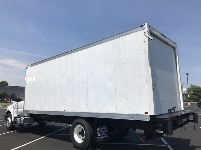 2021 Ford F-750 Regular Cab DRW 4x2, Dejana Dry Freight #CDF01068 - photo 1