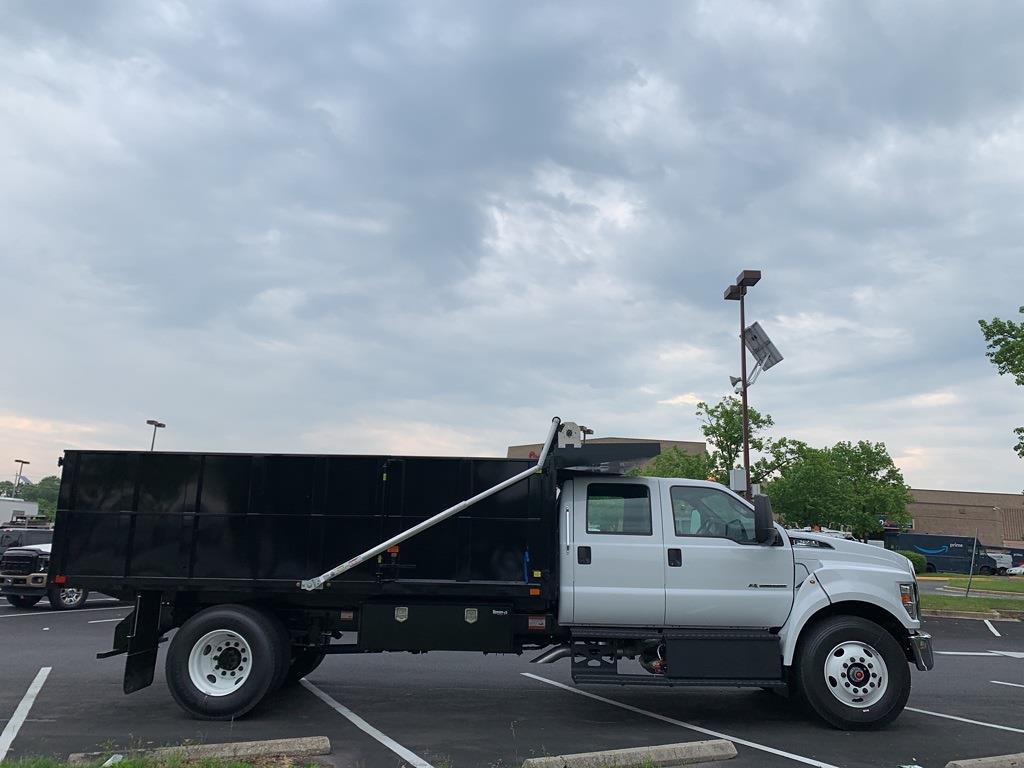 2022 Ford F-650 Crew Cab DRW 4x2, PJ's Landscape Dump #CDF01502 - photo 5