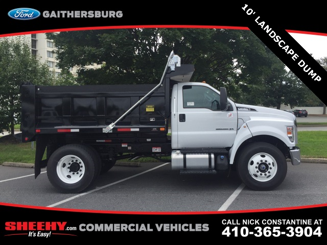 2018 F-650 Regular Cab DRW 4x2,  Dump Body #CDF04607 - photo 11