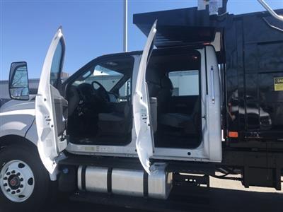 2019 F-650 Crew Cab DRW 4x2,  PJ's Landscape Dump #CDF07254 - photo 12