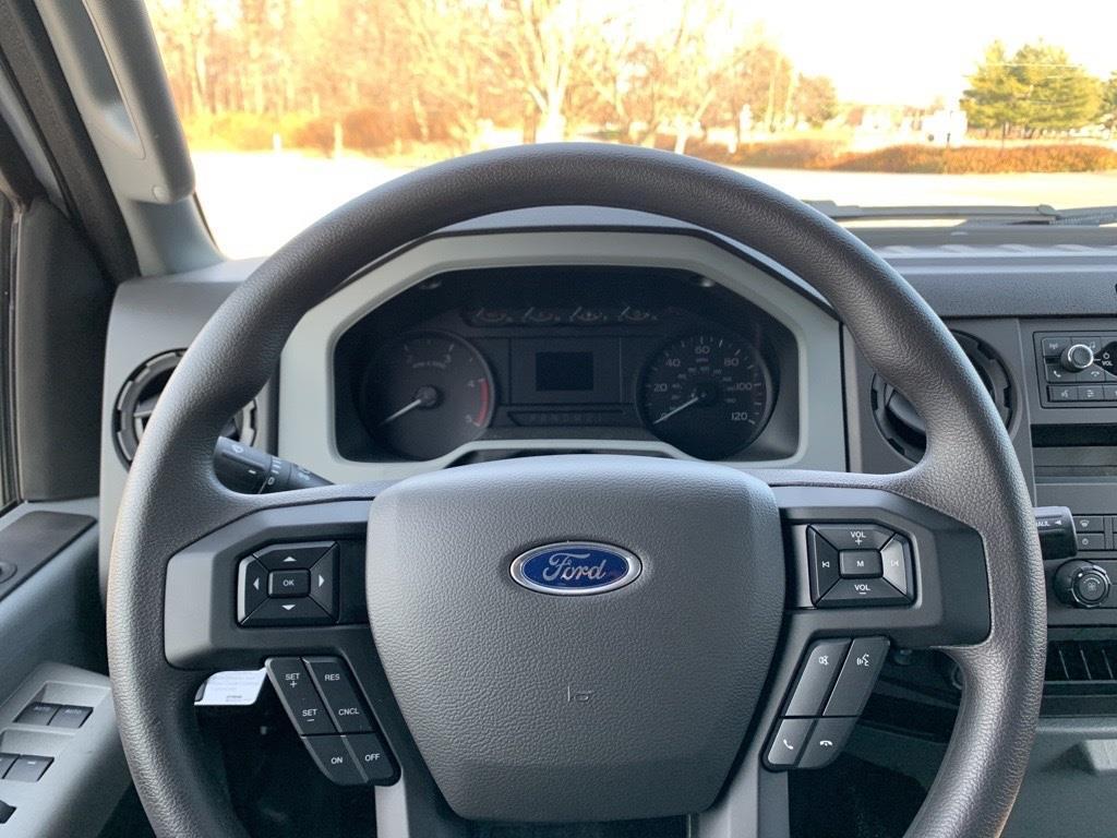 2021 Ford F-650 Regular Cab DRW 4x2, Godwin 300T Dump Body #CDF07676 - photo 15
