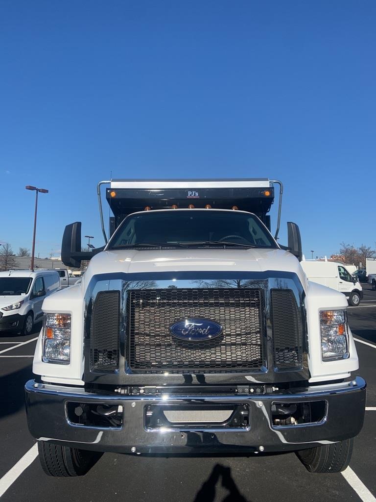 2021 Ford F-650 Regular Cab DRW 4x2, Godwin 300T Dump Body #CDF07676 - photo 3