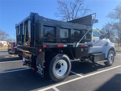 2021 Ford F-650 Regular Cab DRW 4x2, Godwin 300T Dump Body #CDF07676 - photo 2