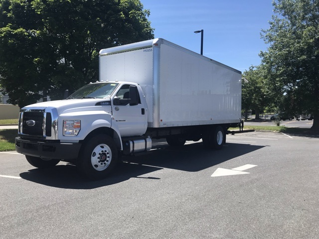 2019 F-750 Regular Cab DRW 4x2,  Dejana DuraBox Dry Freight #CDF08421 - photo 5