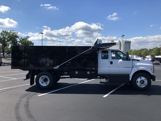 2019 F-650 Super Cab DRW 4x2, PJ's Landscape Dump #CDF10650 - photo 4