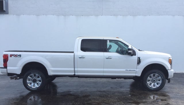 2018 F-350 Crew Cab 4x4, Pickup #CEB16649 - photo 3
