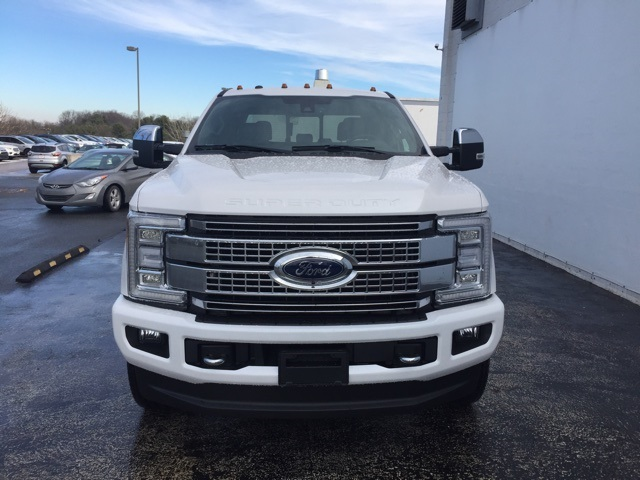 2018 F-350 Crew Cab 4x4, Pickup #CEB16649 - photo 5