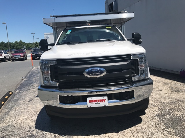 2018 F-350 Regular Cab DRW 4x4,  Cab Chassis #CEB75004 - photo 4