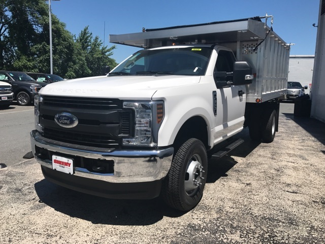 2018 F-350 Regular Cab DRW 4x4,  Cab Chassis #CEB75004 - photo 5