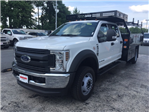 2018 F-450 Crew Cab DRW 4x4,  Knapheide Contractor Body #CEB85309 - photo 1