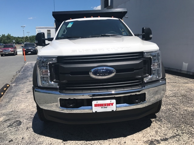 2018 F-450 Crew Cab DRW 4x4,  Reading Landscape Dump #CEB98912 - photo 5