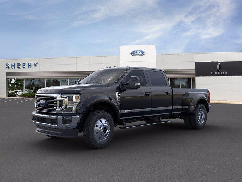 2021 Ford F-450 Crew Cab DRW 4x4, Pickup #CEC03948 - photo 3
