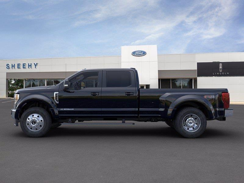 2021 Ford F-450 Crew Cab DRW 4x4, Pickup #CEC03948 - photo 5