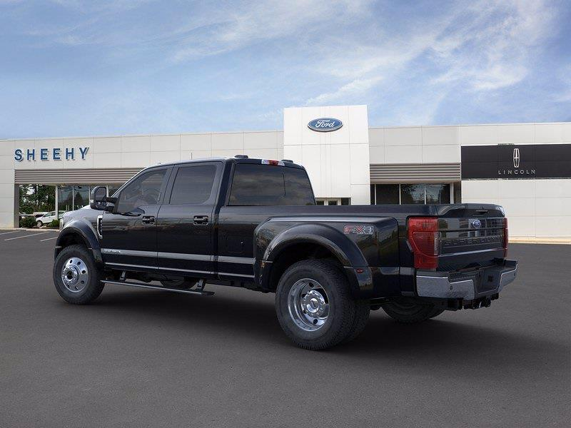2021 Ford F-450 Crew Cab DRW 4x4, Pickup #CEC03948 - photo 6