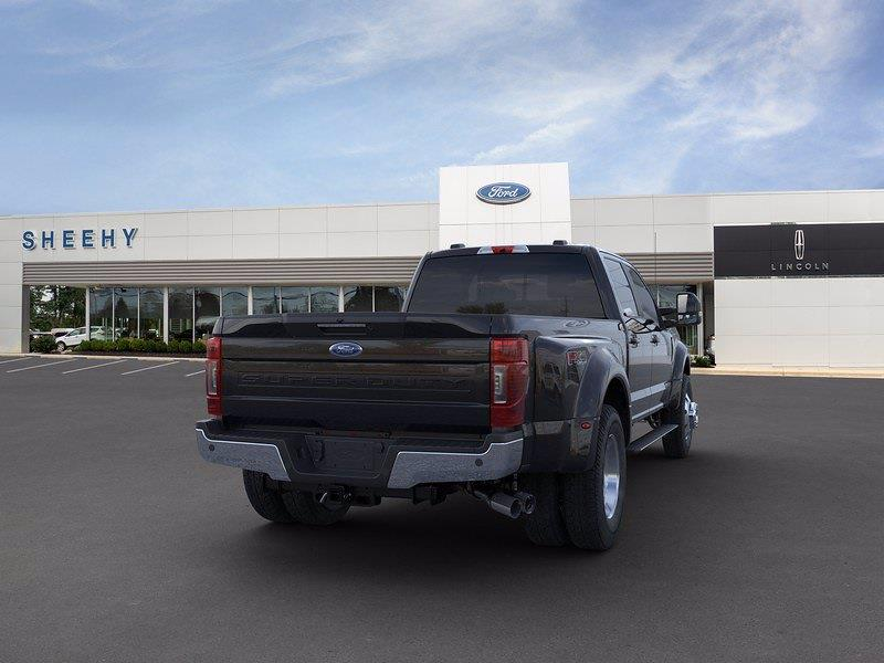 2021 Ford F-450 Crew Cab DRW 4x4, Pickup #CEC03948 - photo 2
