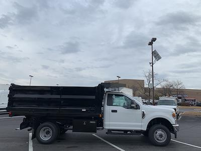 2021 Ford F-350 Regular Cab DRW 4x4, Rugby Landscape Dump #CEC13632 - photo 6