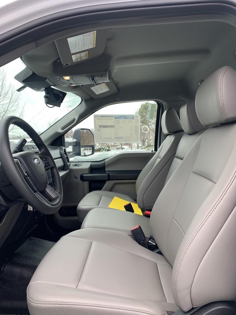 2021 Ford F-550 Regular Cab DRW 4x2, Dejana DuraBox Dry Freight #CEC13635 - photo 10