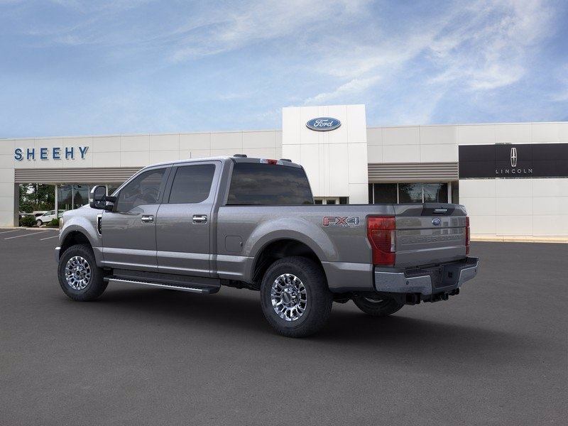 2021 Ford F-250 Crew Cab 4x4, Pickup #CEC29984 - photo 8