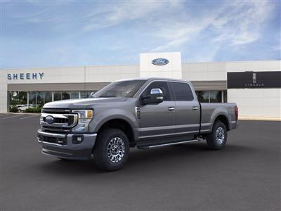 2021 Ford F-250 Crew Cab 4x4, Pickup #CEC29984 - photo 4