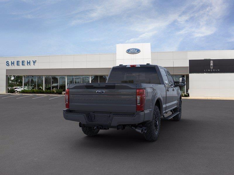 2021 Ford F-250 Crew Cab 4x4, Pickup #CEC35069 - photo 3
