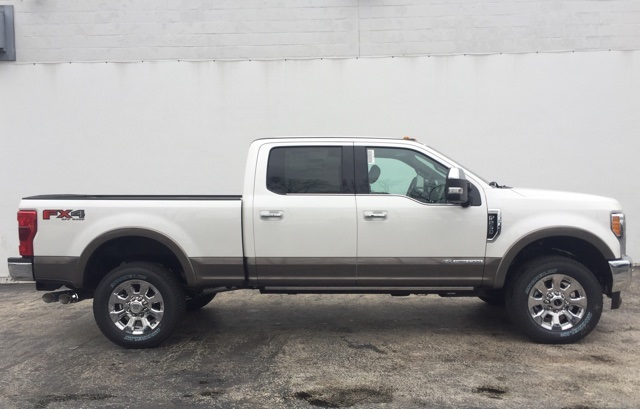 2018 F-250 Crew Cab 4x4,  Pickup #CEC37010 - photo 4