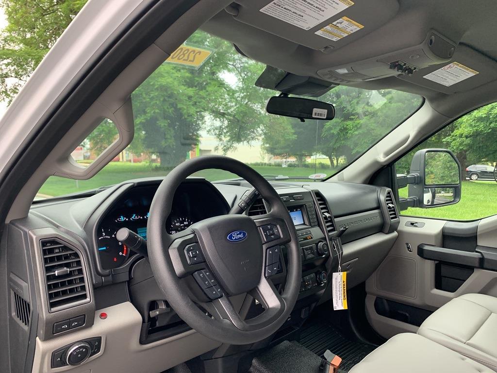 2021 Ford F-550 Regular Cab DRW 4x4, Rugby Dump Body #CEC42630 - photo 16