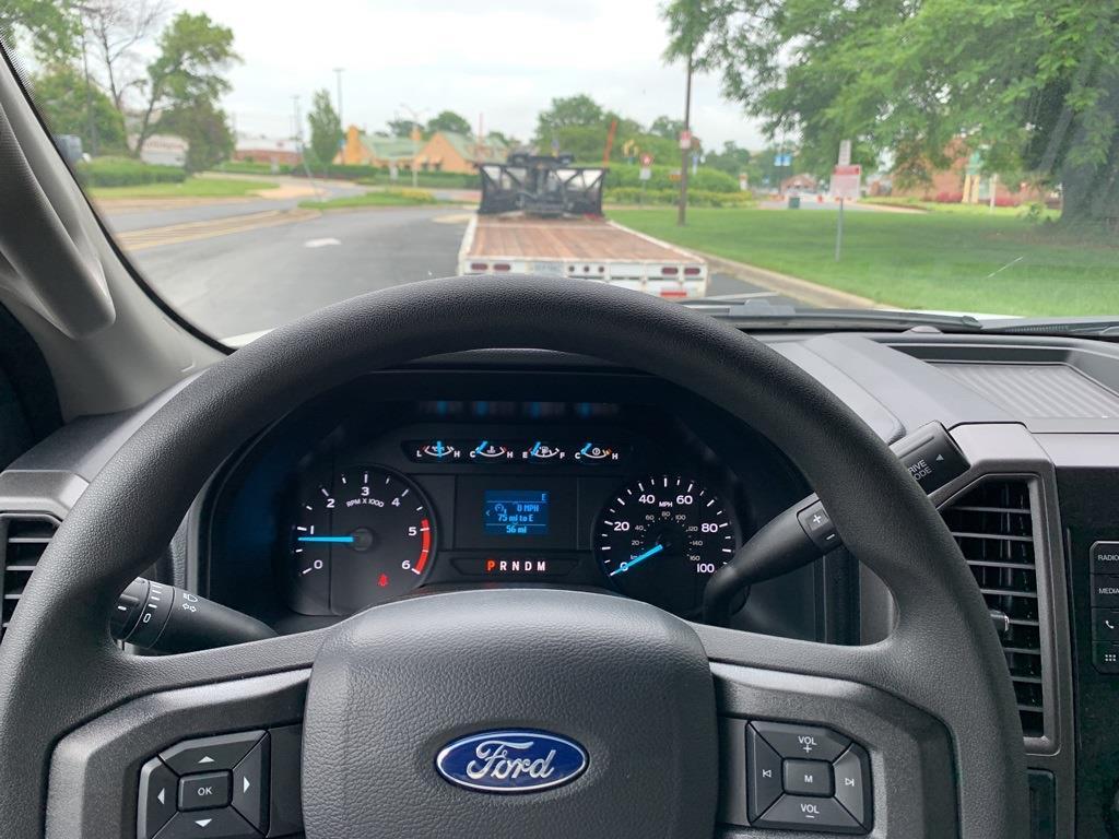 2021 Ford F-550 Regular Cab DRW 4x4, Rugby Dump Body #CEC42630 - photo 17
