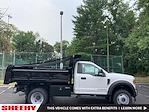 2021 Ford F-550 Regular Cab DRW 4x4, Rugby Dump Body #CEC42630 - photo 1
