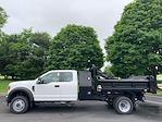 2021 Ford F-550 Regular Cab DRW 4x4, Rugby Dump Body #CEC42630 - photo 6