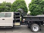 2021 Ford F-550 Regular Cab DRW 4x4, Rugby Dump Body #CEC42630 - photo 9