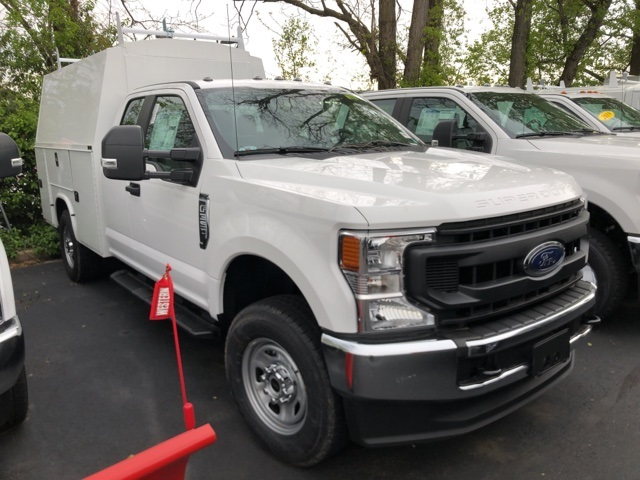 2020 F-350 Super Cab 4x4, Knapheide KUVcc Service Body #CEC55853 - photo 2