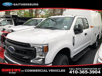 2020 F-350 Super Cab 4x4, Knapheide KUVcc Service Body #CEC55853 - photo 1